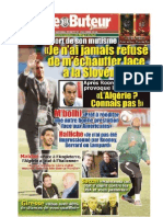 LE BUTEUR PDF du 21/06/2010