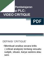 Power Point Video Kritik (1)