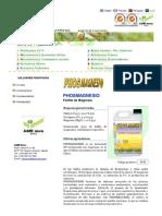 AGRI Nova - Phosmagnesio. Fosfito de Magnesio