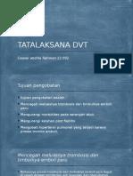 TATALAKSANA DVT.pptx