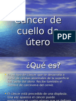 CANCER utero.ppt
