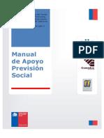 Manual de Apoyo Previsión Social