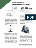 Problemas Planteados Cinética de Una Partícula