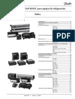 Catalogo General Electronicos - DANFOSS.