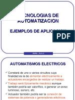 Tecnologías de Automatización