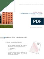 Peter Eismen 10 Edificios Canonicos 1 Aldo Rossi