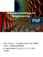Nanotechnolocy in engineering