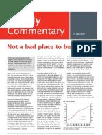 Westpack JUN 21 Weekly Commentary