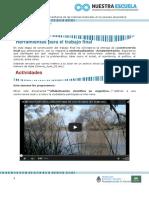 CTS Secundaria Clase02 Actividades 1