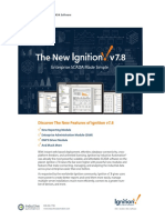 Product Sheet Ignitionv7.8