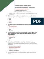 CMYO 2015 Banco de Preguntas y Respuestas Soporte Tecnico
