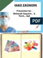Farmako Ekonomi New