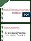 Factors That Determine Variation in Estimaties.