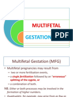 10.Multiple Gestation