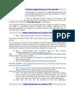 PR Australia (Subclass 189&190) Procedure