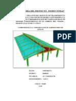 Ingeniería Del Proyecto - Estructuras