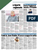 TuttoSport 07-12-2016 - Calcio Lega Pro