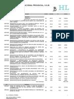 Presupuesto Base Obra Amores - RFP Proyectos Inmobiliarios (2)