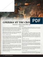 Crossroads of Courage Season Two Fiction