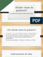 la guitarra pptx  1