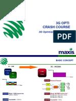 3G Opti Training