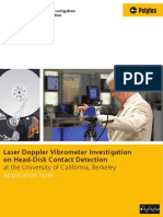 LDV Contact Detection