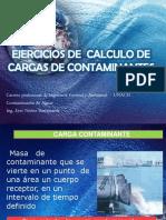 Clase 03 - Ejercicios de Cálculo de Cargas de Contamiantes