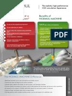 NCSIMUL MACHINE Cnc Machine Verification