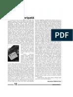 Cronica Elegii Cafeneaua Literara Nr.3. 2012