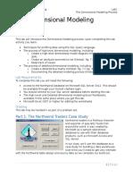 Lab1 Dimensional Modeling