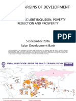 Asia Pacific LGBT Inclusion, Poverty Reduction and Prosperity