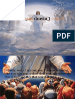 What if Jesus Does Not Come