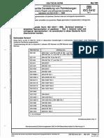 Din Iso 6412-1-1991 技术制图.管道的简明表示法.第1部分一般规则和正交表示法;