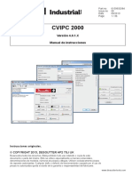 CVIPC2000 Spanish User Manual 6159932084-08 PDF