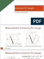 MQC Measurement of Length