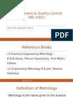 MQC Apparatus & Methods