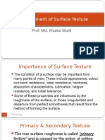 MQC Surface Texture
