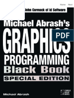 Michael Abrash's Graphics Programming Black Book, Special Edition (Coriolis 1997)