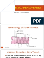 MQC Screw Threads