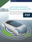Auto 2030 Report 2016