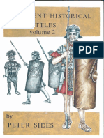 Peter Sides - Ancient Historical Battles Volume 2 (Gosling Press) [OCR]