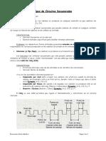 Tipos de circuitos secuenciales