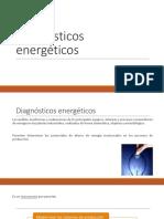 Diagnósticos Energéticos Final SV
