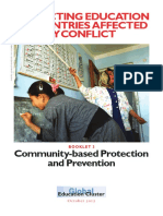 3 - Community-based Protection and Prevention