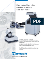 Brochure Mortar Disc Mills En