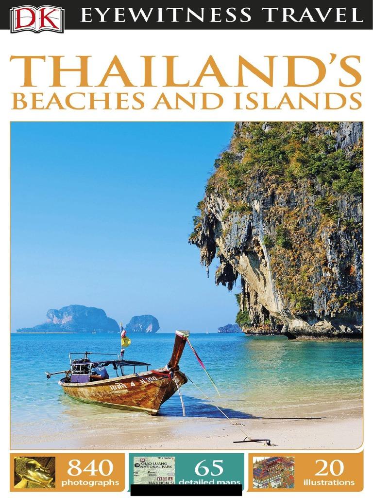 DK Eyewitness Travel Guide - Thailand's Beaches & Islands