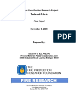 FMRL Oxidizer Classification Research Project Report