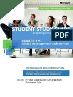 98-375HTML5 Application Development Fundamentals 2014-12-29
