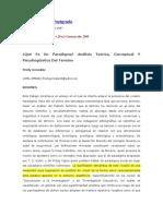 GONZALEZ-2005-Que Es Un ParadigmaAnalisisteoricoConceptual