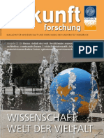 Forschungsmagazin der Universität Innsbruck - 02/2016